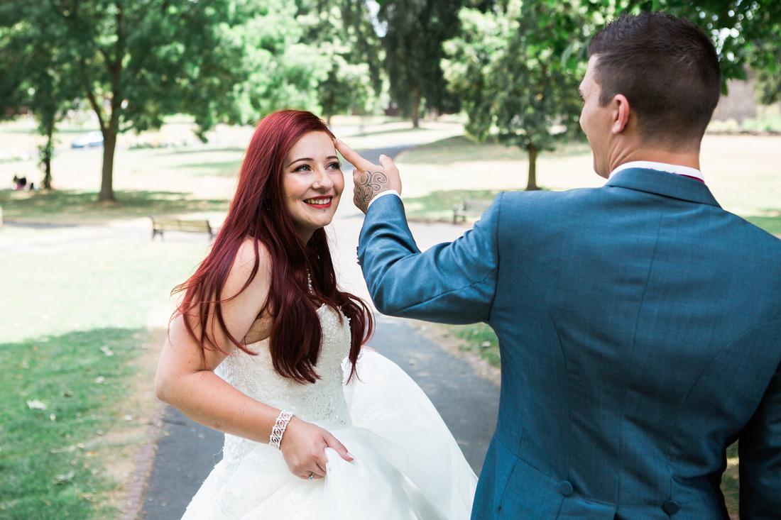 Dudley wedding photography. West Midlands wedding photographer